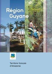Territoire français d'Amazonie - Région Guyane