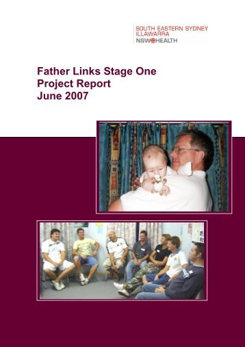 Download the Father Links Stage One Report ( pdf - 492 KB) - ARCHI
