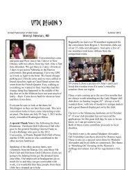 Fall Newsletter 2012 – Region 5 - United Federation of Doll Clubs
