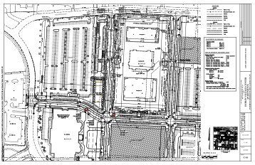 Proposed Site Layout - Dublin City, Ohio