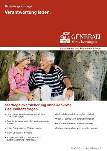Bestattungsvorsorge - Die VersicherungsAgenten