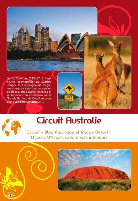 Circuit Australie - OVH.net