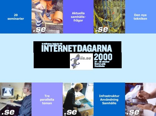 Internet idag - Internetdagarna