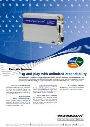 Plug and play with unlimited expandability