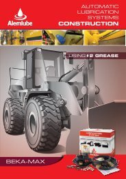 Alemlube_Construction Lube Systems