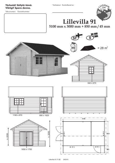 Lillevilla 91 FI SE_240310k.cdr - Taloon.com
