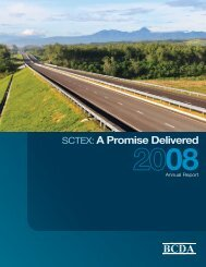 SCTEX: A Promise Delivered - Philippines Bases Conversion and ...