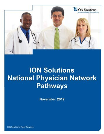 ION Breast Cancer Clinical Pathways - ION Solutions