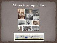 Historia, adquisición, conservación y acceso.José ... - Proyecto RIMAR