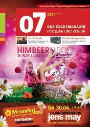 liszt & Friends 110 Jahre Gleisgeschichte - 07 Das Stadtmagazin ...