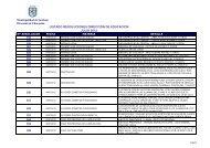 Listado de Resoluciones Julio 2012 - Intranet Municipal ...