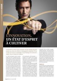 Consulter le dossier EKO sur l'innovation - CCI Rennes