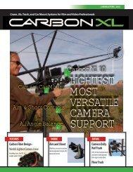 Get Camera Crane, Jib and Track Brochure (pdf - Carbon XL