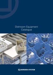 Dishroom Equipment Catalogue - Hackman