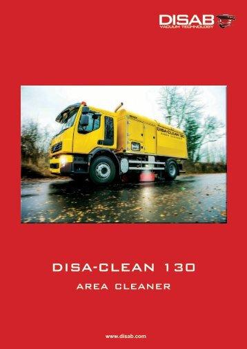 DISA-CLEAN 130