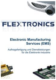 Electronic Manufacturing Services (EMS)