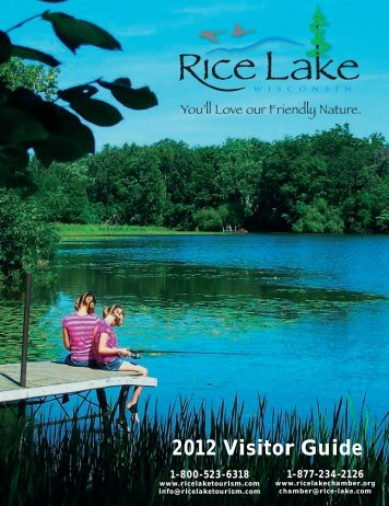 VG layout - Rice Lake, Wisconsin