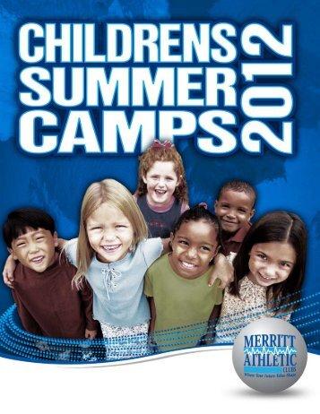 Summer Camps - Merritt Athletic Clubs
