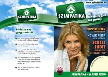 2009. május - Szimpatika