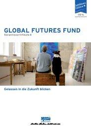 die global futures fund-Serie - Hedgeconcept.de