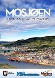 Mosjøen - et aktivt og attraktivt bysamfunn - MON