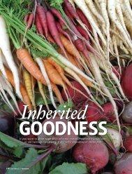 Inherited Goodness