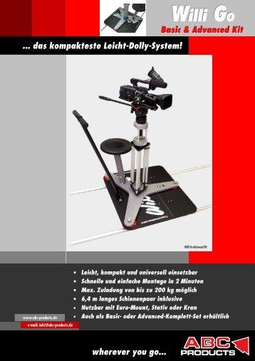 ABC Willi Go Kits deutsch v3.06 - ABC Products