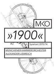 here - Münchener Kammerorchester