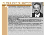 Luther J. Battiste, III, Esquire - South Carolina African American ...