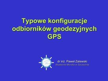 Źródła błędów w pomiarach GNSS - Akademia Morska w Szczecinie