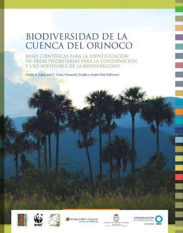 biodiversidad de la cuenca del orinoco bases ... - CAR-SPAW-RAC