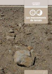 Les mouvements de terrain - Les services de l'État dans le Calvados