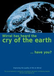 Wirral has heard the ... have you? - Wirral Learning Grid