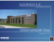 ELDORADO K-8 - Boulder Valley School District
