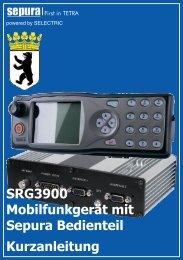 SRG 3900 mit Bedienteil - Berlin.de
