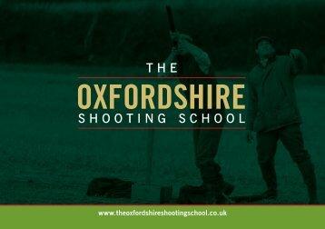 OXFORDSHIRE - Gill Marketing