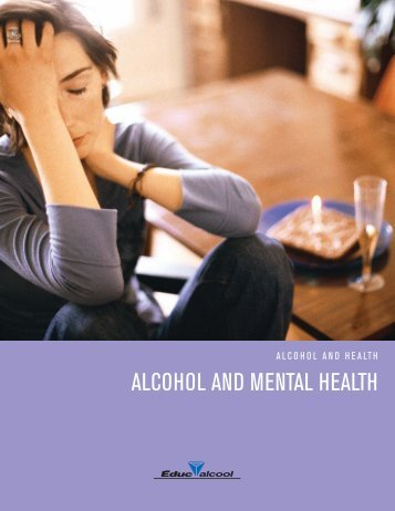 Alcohol and Mental Health - Éduc'alcool