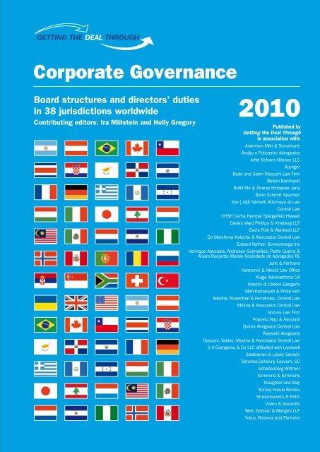 Corporate Governance - ENS