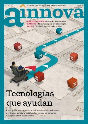 Tecnologías que ayudan