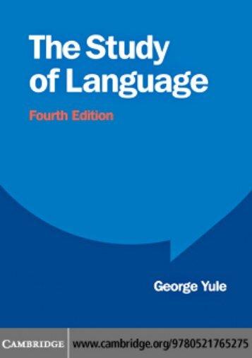 1378843468.6083The Study Of Language (4th Edition(