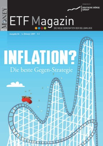 "ETF-Magazin: ""Inflation?"" (Q4-2009) - Börse Frankfurt"