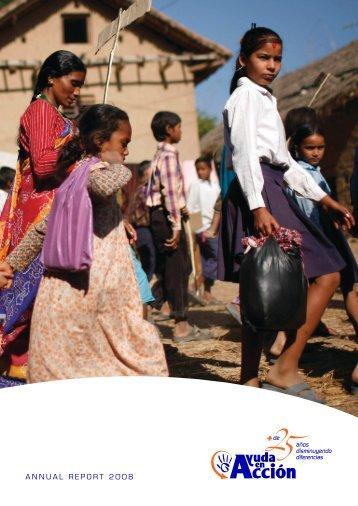 africa - Ayuda en Accion - Organización no gubernamental de ...