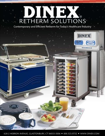RETHERM SOLUTIONS - Carlisle Food Service Products