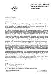 Download Pressetext im PDF Format (45 KB) - Deutsche ...