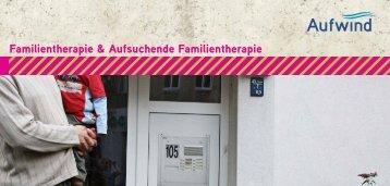 Familientherapie & Aufsuchende Familientherapie
