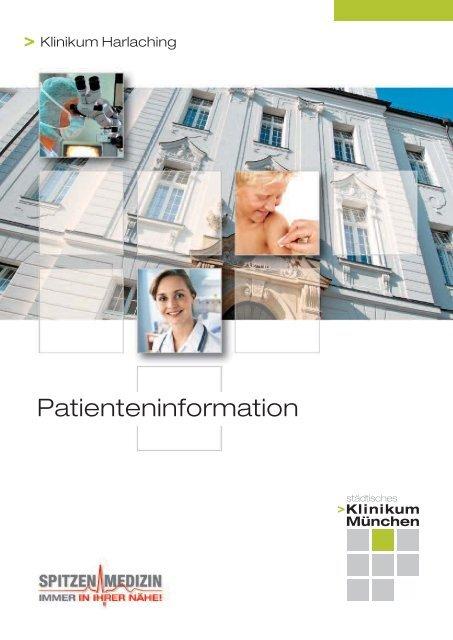 Spitzenmedizin Für Sie Städtisches Klinikum München