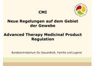 Präsentation von Dr. Hans Kurz - Bundesministerium für Gesundheit