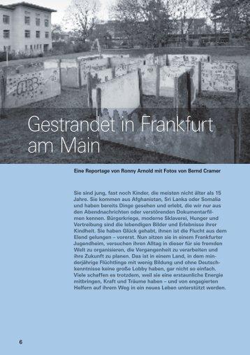 Gestrandet in Frankfurt am Main - kontext - Gesellschaft zur ...