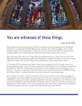 Witnesses of These Things - Ecumenical Work Week - Page 3