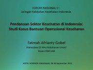 Fatmah Afrianti Gobel.pdf - Kebijakan Kesehatan Indonesia